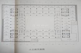保利国际广场 - 户型图