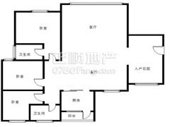 祥福居02户型图