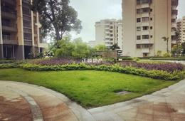 麓景湾2期中庭花园