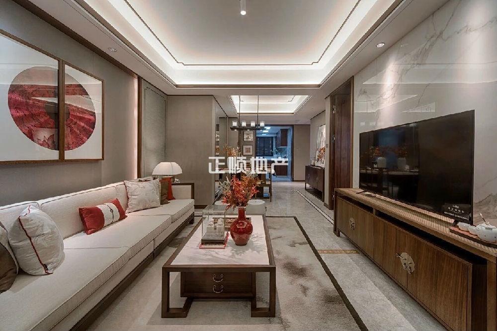 120平客厅