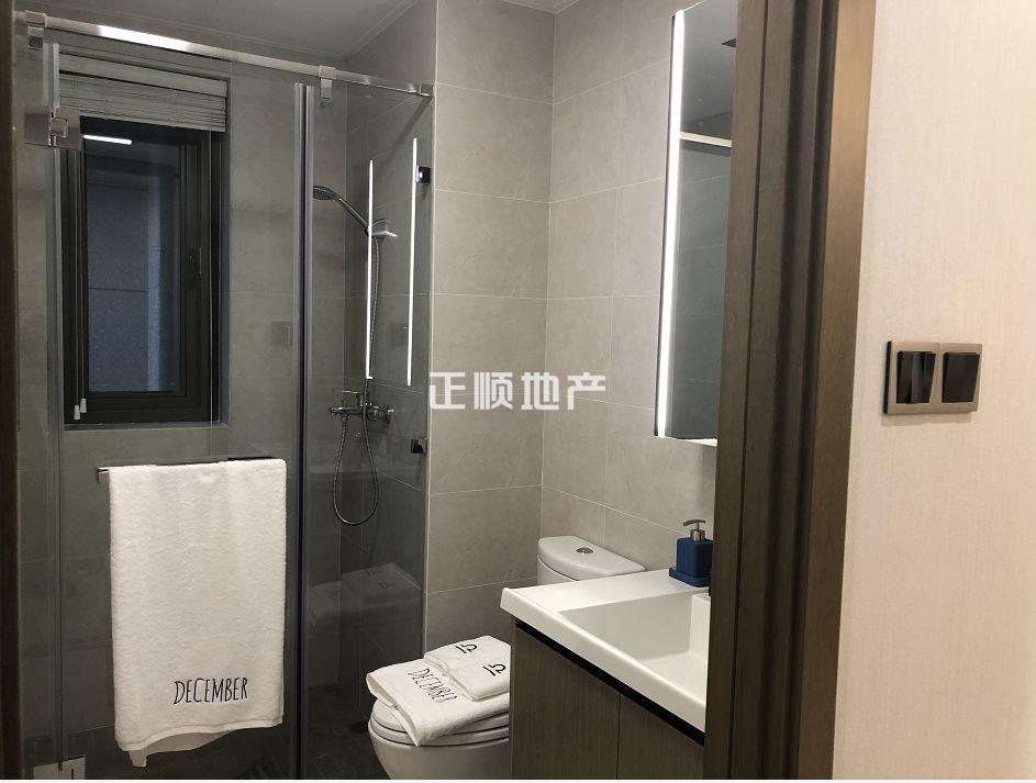 A户型80㎡卫生间