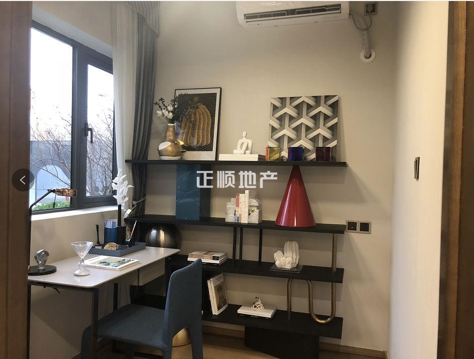 A户型80㎡书房