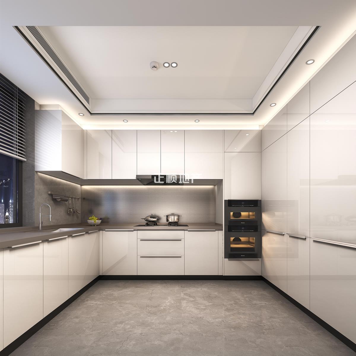 住宅厨房效果图