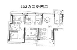 畔山中心城三期 - 户型图