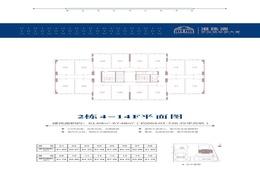 港珠澳供应链大厦 - 户型图
