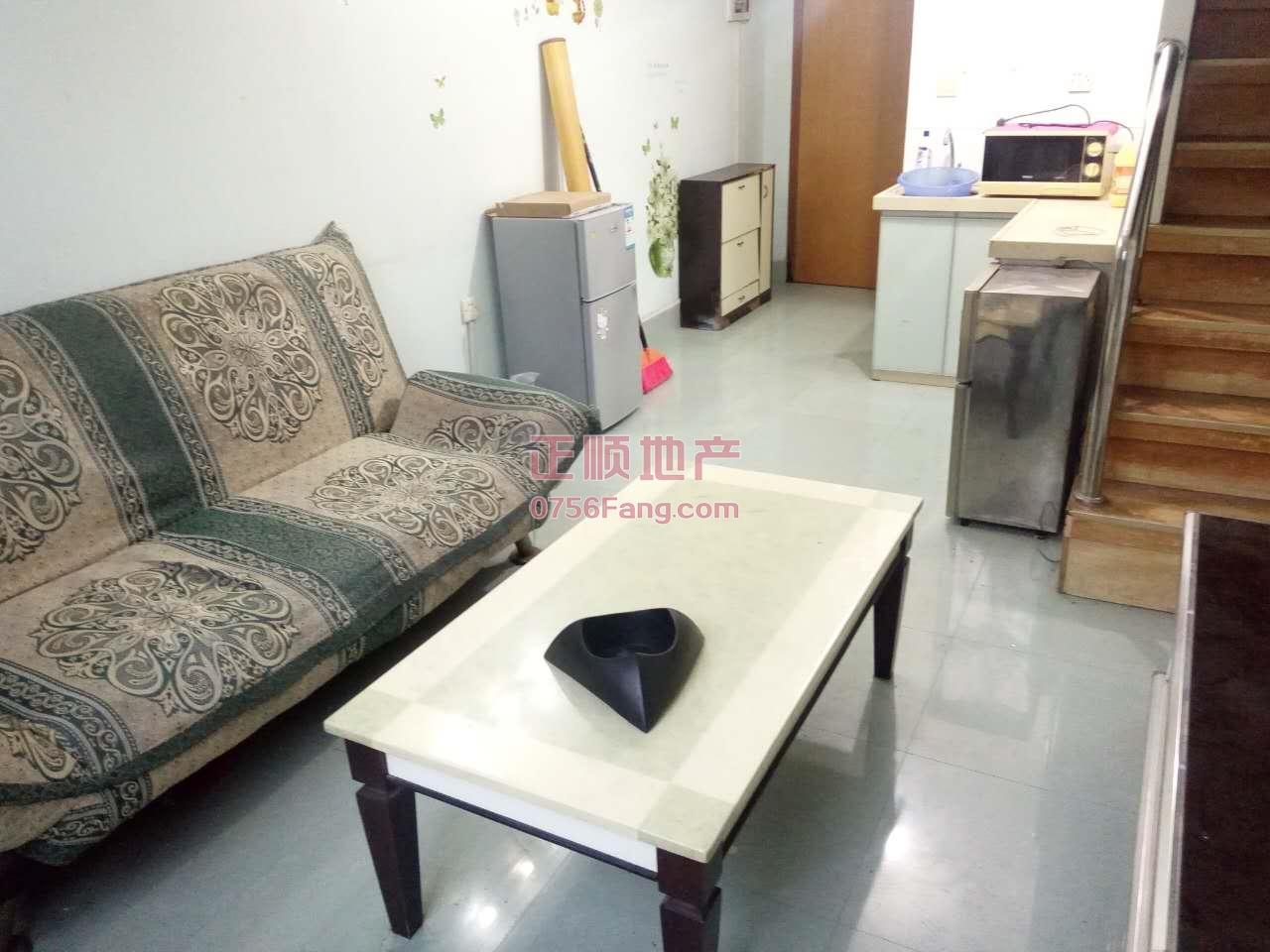 新香洲 不限购不限贷 西海花园公寓 可做办公