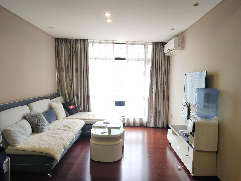 红树湾,标准一房一厅,74平方,带独立厨房卫生间,阳台,家私齐全,拎包入住