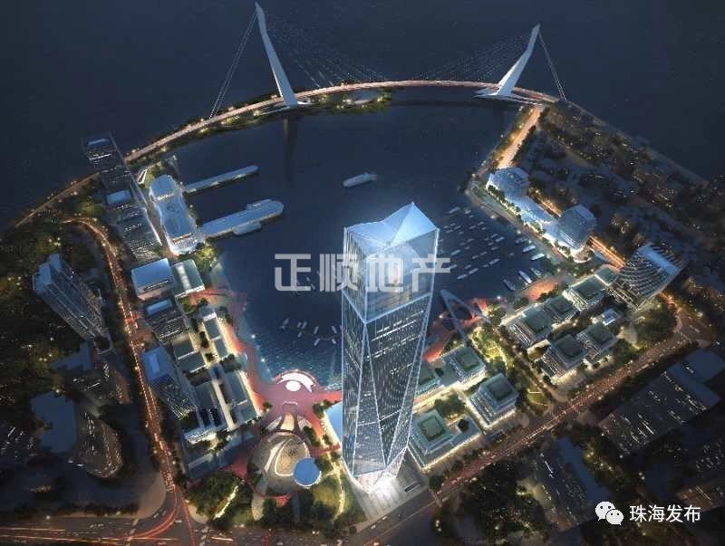 九洲港规划