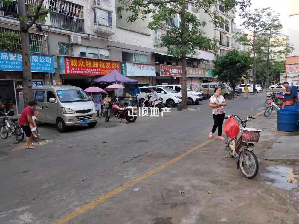 南屏旺铺,近市场,交通方便,好出租。