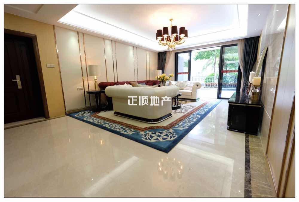 新香洲华润万家对面 恒隆御园 主城中心别墅小区带两个超大私家花园