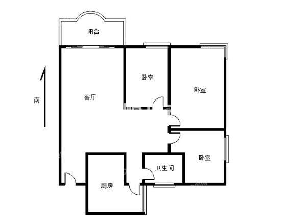 文园香华 五洲花城旁银桦新村 南向三房 黄金楼层 看房预约
