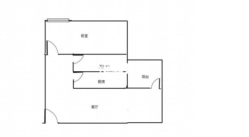 红旗中心小区 柠檬印象 户型方正,黄金楼层,金湾学区房,看房方便 交通生活