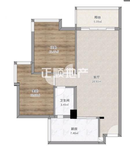 中山神湾南湾豪庭南向大二房,低于市价,诚意出售,欢迎咨询,上门看房!