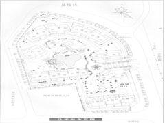 权英豪苑小区平面图