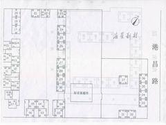 海荣新村总平面图