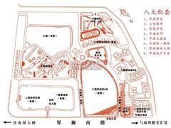 中澳新城小区布局图2